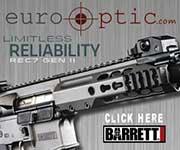 Eurooptic Barrett Rifles