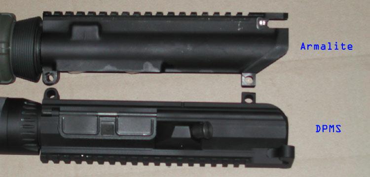 308 AR AR-10 AR 15 Compatibility ( Visual Technical
