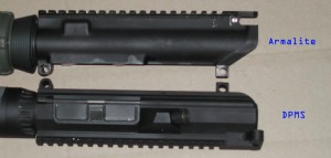 AR10 vs DPMS Upper