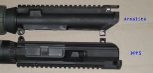 AR10 vs DPMS Upper