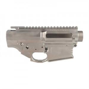 Black Rain Ordnance 308AR Receiver Set - Coated - 308 AR Lower Receivers