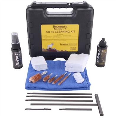 AR10 308 AR AR15 Cleaning Kit