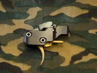 American Trigger Corp SR Gold Trigger System