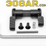 Battle Arms Development BAD-CASS-SA Combat Ambi Safety Selector AR15 AR10 BADCASS