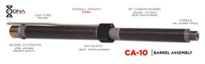 Christensen Arms CA-10 308AR AR10 Barrel
