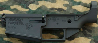 DPMS Lower Receiver Stripped LR-308 Forged Matte