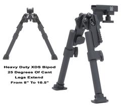 GG&G Heavy Duty XDS Bipod