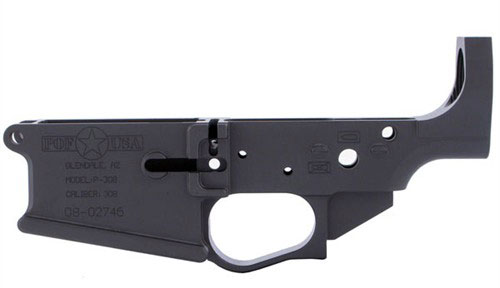 PATRIOT ORDNANCE FACTORY AR-STYLE .308 MACHINED LOWER RECEIVER