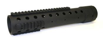 PRI AR10, DPMS, SR25 free float forearm handguard