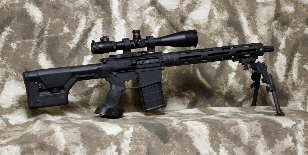 DPMS 308 Tactical Sniper Rifle 18