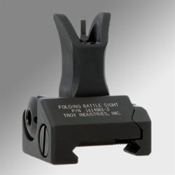 TROY FRONT FOLDING BATTLESIGHT (ar10 build)