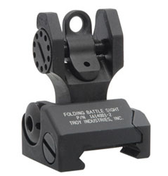 TROY REAR FOLDING BATTLESIGHT (build ar 10)