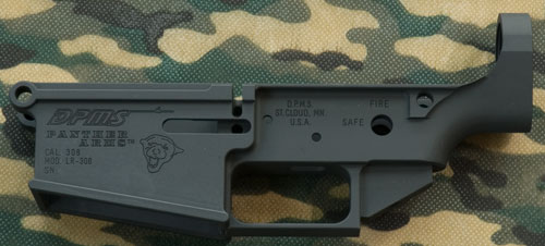 Picture of my DPMS LR-308 Lower