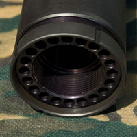 Fulton Armory Titan Handguard Barrel Nut and Lock Nut Image