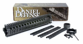 "Picture of a Daniel Defense 12"" AR10 National Match RIFLE HANDGUARD, BUILD an ARMALITE AR-10 