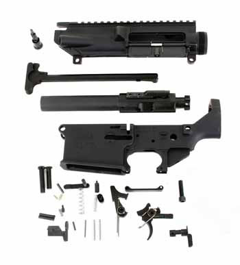 AR-10A4 RIFLE GUNSMITH KIT , BUILD an ARMALITE AR-10