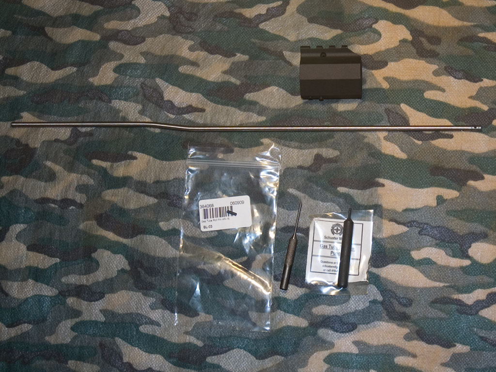 Assemble 308 Ar Upper From Parts Step By Guide Click Here For An Exploded Diagram Fulton Armory Dpms Lr 308ar Gas System