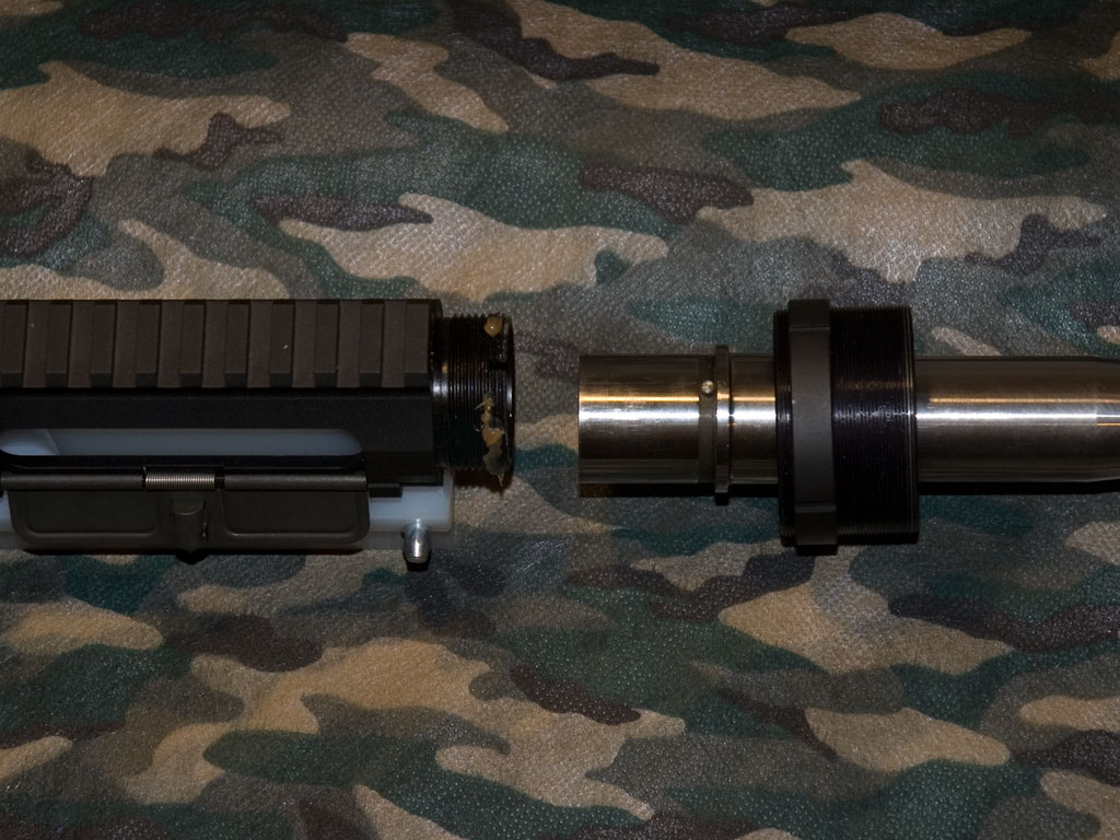 ASSEMBLE 308 AR UPPER FROM PARTS (STEP BY STEP GUIDE) | 308 AR