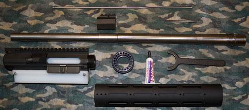 DPMS LR-308 Upper Receiver Parts