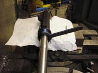 DPMS LR-308 Tighten Barrel Nut