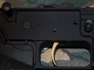 SR Gold Trigger