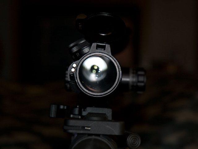 Leupold Mark 4 8.5-25x50mm   308 Scope   DPMS 308 Scope