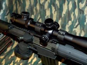 Leupold Mark 4 8.5-25x50mm LR/T M1 Illuminated Mil Dot Reticle Riflescope 56090