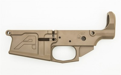 Aero Precision M5 Cerakote 308AR Stripped Lower Receiver