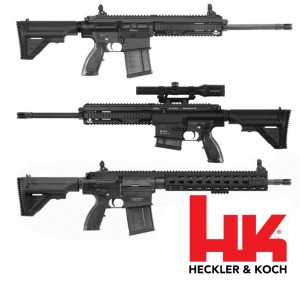 Heckler & Koch HK MR762A1 Picture