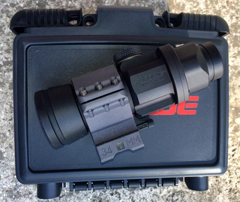 4×32 Browe Sport Optic (BSO)