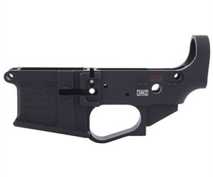 POF 308AR Stripped Lower Receiver