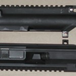 Armalite AR-10 Upper Receiver Compared to a DPMS LR-308 Upper Receiver