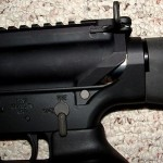 DPMS LR-308 Lower Receiver with an Armalite AR-10 Upper Receiver