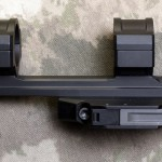 "308AR.com - Side View - BOBRO Precision Optic Mount 1"", Slightly Extended"