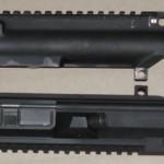 Armalite AR-10 Upper Receiver Compared to a DPMS LR-308 Upper Receiver