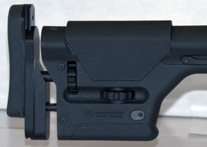 MDT AR-10 PRS Adjustable Butt Plate www.308ar.com