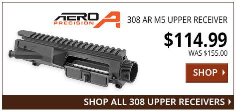 Aero Precision 308 AR M5 Upper Receiver www.308ar.com