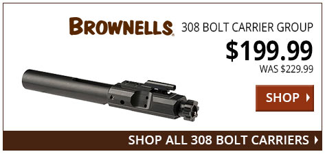 Brownells 308 bolt carrier Group www.308ar.com