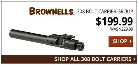 Brownells 308 bolt carrier Group www.308ar.com