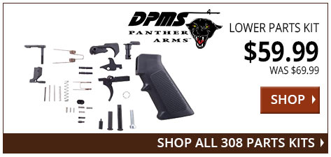 DPMS Lower Parts Kit www.308ar.com