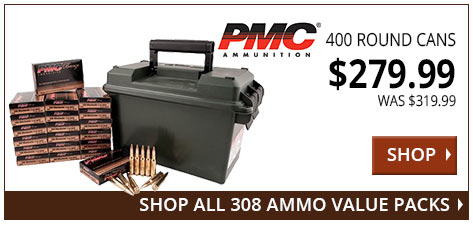 PMC 400 Round Cans www.308ar.com