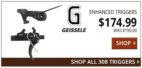 Geissele Enhanced Triggers www.308ar.com