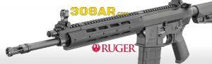 Ruger SR-762 | Ruger 762 | Ruger 308 | Ruger AR308