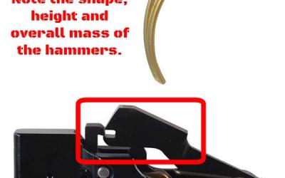 AR15 Trigger in a AR-10 Rifle | AR Trigger Question