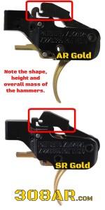 AR15 Trigger In a AR-10 www.308ar.com