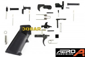 Aero Precision 308AR Standard Lower Parts Kit APRH100160 www.308ar.com