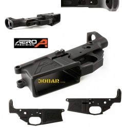 Aero Precision M5 308 AR Stripped Lower Receiver