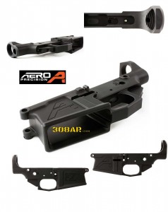 Aero Precision M5 AR 308 Stripped Lower Receiver
