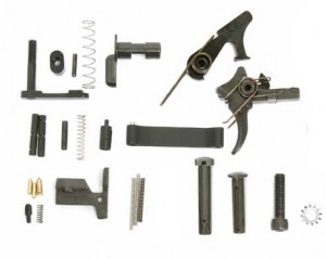 Armalite AR-10B Lower Parts Kit 10LRPK-T www.308ar.com