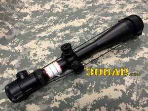Vortex Viper PST 6-24x50mm FFP Riflescope EBR-2C MOA | AR SCOPE